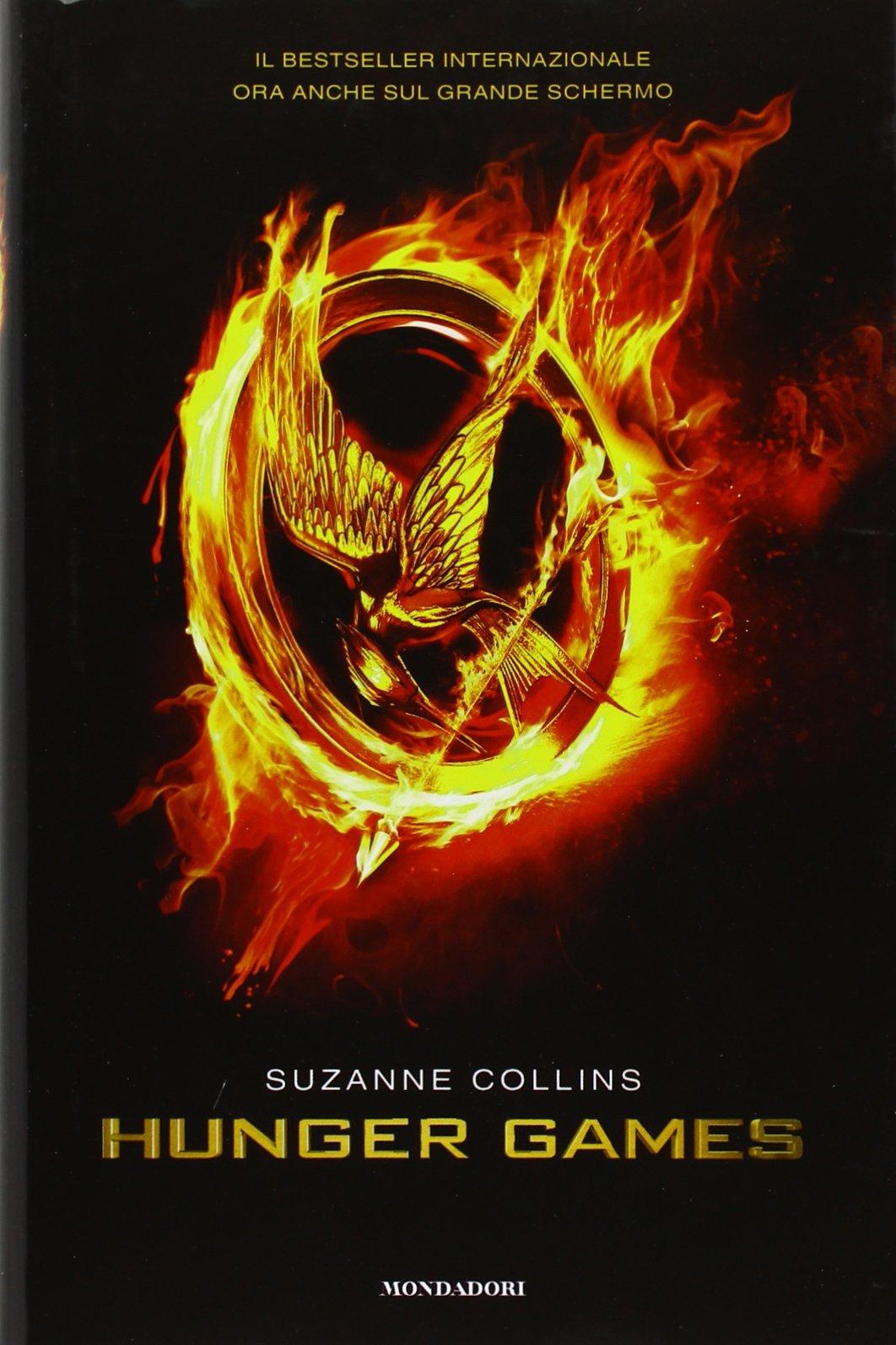 Hunger Games, primo romanzo della trilogia, 2008-2010