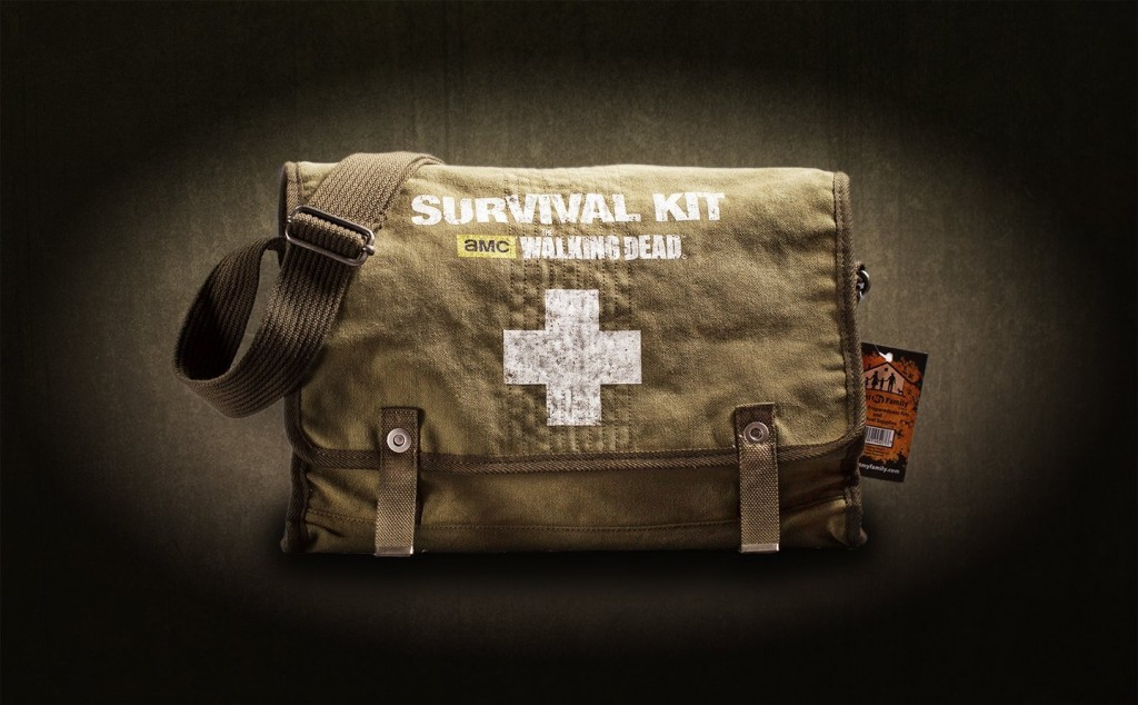 Walking-Dead-survival-kit