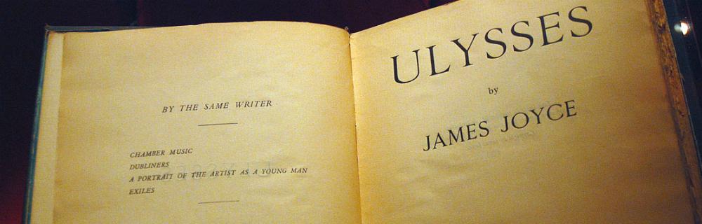 L'Ulisse di Joyce: capolavoro o super sega letteraria totale?